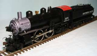 Mantua 4 4 2 Atlantic Southern Pacific #3025 Steam Locomotive Engine