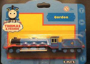 ERTL Thomas & Friends GORDON DIE CAST RARE RETIRED