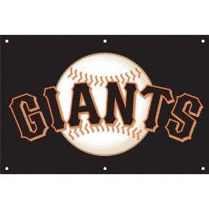 San Francisco Giants 2 x 3 Fan Banner