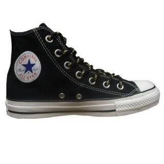 Converse Chuck Taylor All Star High Top Black with Kevlar Lace
