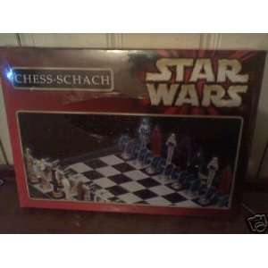 Star Wars Trilogy Chess Set Toys & Games