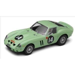 32 Scale Slot Car Ferrari 250 GTO 1962 Stirling Moss Gift Car C3061
