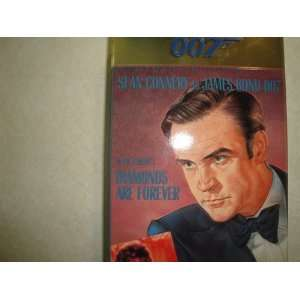 Diamonds Are Forever 007 VHS