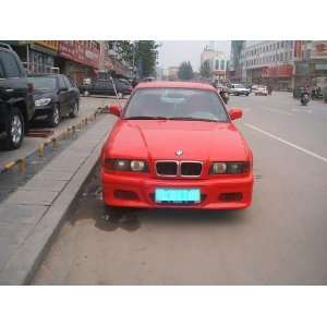89 94 Bmw 5 Series E34 M Power Front Bumper: Automotive
