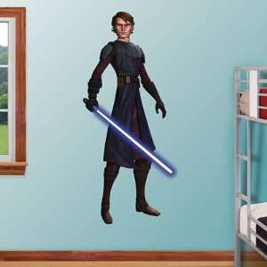 Star Wars Anakin Skywalker   Clone Wars Fathead