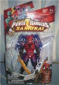 Power Rangers Samurai Master Xandred 4.5 inch Figure NEW
