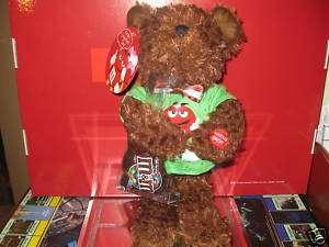 Singing & Dancing Animated Chocolate Bear Figure