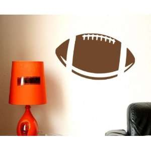 Football Sports Hobbies Outdoor Vinyl Wall Decal Sticker Mural Quotes