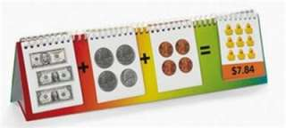 Money Math FLIP CHART Teacher Preschool Kindergarten
