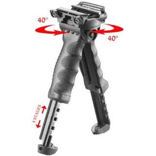 FAB T POD Tactical Rifle Foregrip Bipod for picatinny Rail