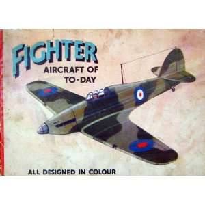 Fighter Aircraft War Aeroplane Royal Air Force