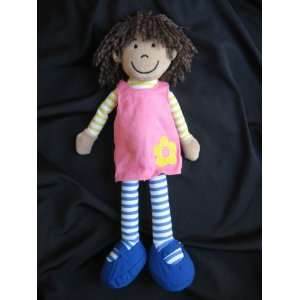 Rare 1998 Original Groovy Girls Hispanic Doll Lupe Toys & Games
