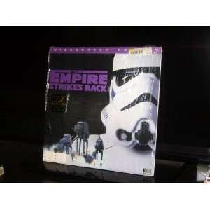 STAR WARS & EMPIRE STRIKES BACK LASER DISC Everything