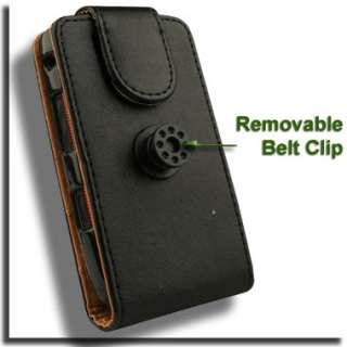 key features of case brand new black eco friendly synthetic leather