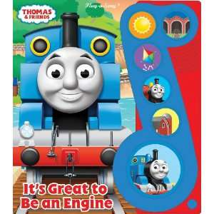 Thomas & Friends Its Great to Be an Engine Song Book
