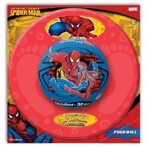 Ball Bounce & Sport Spider Man 4 Pogo Hop: Toys & Games