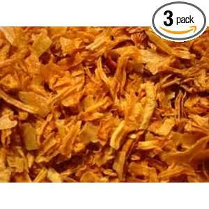 Nissan Fried Onions, 14 Ounce (Pack of 3):  Grocery