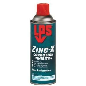 LPS 05616 14 oz Zinc X Corrosion Inhibitor: Automotive