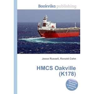 HMCS Oakville (K178) Ronald Cohn Jesse Russell Books