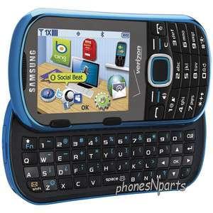 Verizon Samsung Intensity II 2 U460 GPS CDMA Phone 635753484724