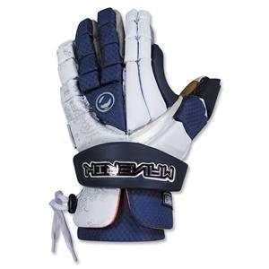 Dynasty Supreme Lacrosse Gloves Medium (Navy)