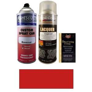 12.5 Oz. Radiant Fire Metallic Spray Can Paint Kit for