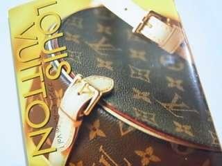LOUIS VUITTON Handy Catalog BOOK Premium Collection Bag Wallet 2004