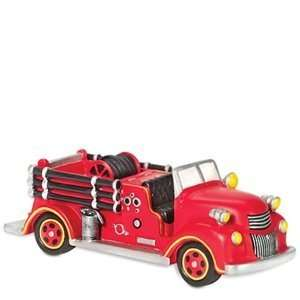 A Christmas Story Village, Christmas Story Fire Truck