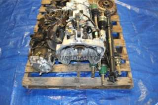 IMPREZA WRX STI OEM 6 SPEED MANUAL TRANSMISSION SWAP 52K EJ257 GD7