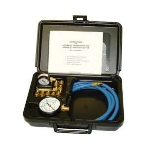 Test trans/oil pres tester in box