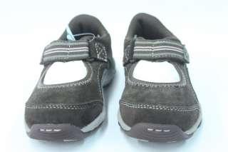 NWT washable girls STRIDE RITE ANITA BROWN shoes sandals 8 9 10 11 12