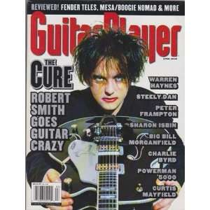 Guitar Player Magazine (April 2000) (The Cure   Robert Smith Goes