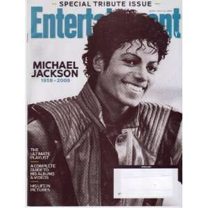 Issue) Featuring, MICHAEL JACKSON Special Tribute Issue Books