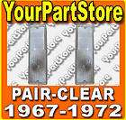 67 72 CHEVY GMC PICKUP PU TRUCK FLEETSIDE REAR TAIL LIG (Fits C10