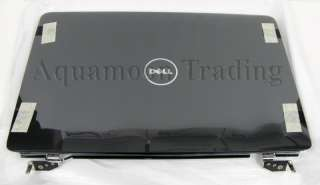 Genuine OEM DELL Inspiron 1545 1546 LCD Top Lid Back Cover Panel Black