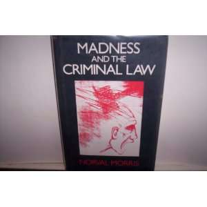 Law (Studies in Crime & Justice) (9780226539072) Norval Morris Books