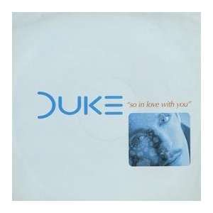 DUKE / SO IN LOVE WITH YOU (1996 REMIX) DUKE Music