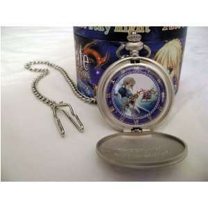 Fate/Stay Night Saber Pocket Watch Toys & Games