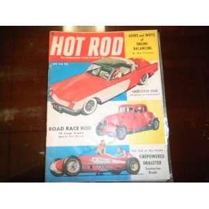 Hot Rod Magazine  Road Race Rod 34 Coupe Invades Sports Car