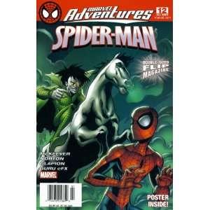 Marvel Adventures Flip Magazine #12  Spider Man & X Men / Power Pack