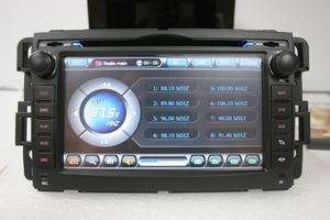 2008 SATURN OUTLOOK DVD GPS NAVIGATION RADIO MAP IPOD