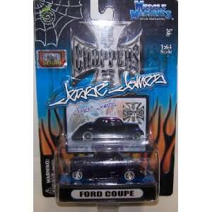 Choppers Jesse James Series Ford Coupe in Color Purple Toys & Games