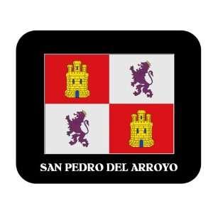 Castilla y Leon, San Pedro del Arroyo Mouse Pad