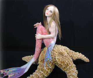 OOAK. Faerie, Fairy. Sothern Bell, art doll, sculpture