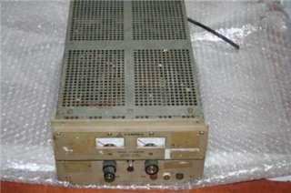 LAMBDA LP 532 FM REGULATED POWER SUPPLY OUTPUT 0 40V