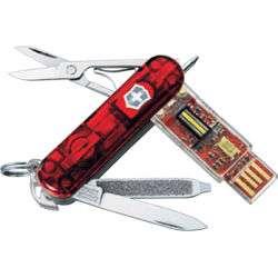 Swiss Army Secure 5301SG32 32 GB USB 2.0 Flash Drive