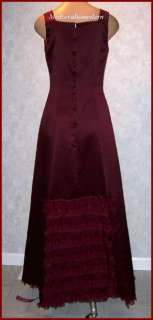 Corset Front Bustle Back Gothic Prom Gown Formal Dress New 14