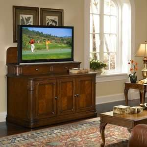 inc banyan creek tv lift cabinet furniture