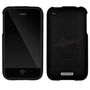 Reef Shark left on AT&T iPhone 3G/3GS Case by Coveroo