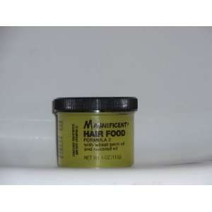 Hair Food Formula 2 with Wheat Germ Oil & Coconut Oil 4oz: Beauty